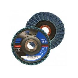 Disco Flap 4.1/2 115 X 22.2  Muito Fino Inox Vortex [ 66261122504 ] - Norton