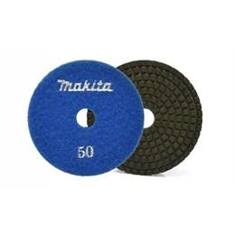 Disco Polimento Diamantado 100mm Grão 50 [ D-37035 ] - Makita