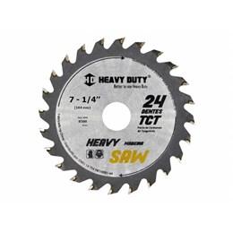 Disco Serra Vídea  7.1/4 184 X 24 D TCT  [ 122950 ] - Heavy Duty
