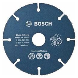 Disco Tungstênio 110 4.3/8 Madeira/Plástico [ 2608623003 ] - Bosch