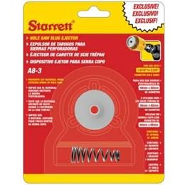Dispositivo Ejetor para Serras Copo de 40 a 60 mm 1.9/6 a 2.3/8 [ KA8-3 ] - Starrett