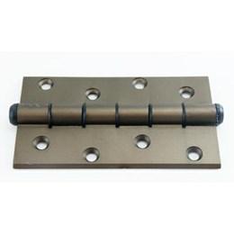 Dobradiça Alumin. 100 X 59 mm Bronze [ DOB/08BRONZE ] - Leps Ross