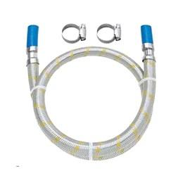 Engate Flexível Inox Gás 1,50 Metro [ 182818-41 ] - Blukit