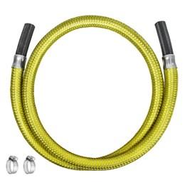 Engate Flexível Inox Gás 1 Metro [ 3006 212 ] - Roco