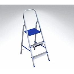 Escada Alumínio de Abrir 03 Degraus 1.17 Er3 - Alumasa
