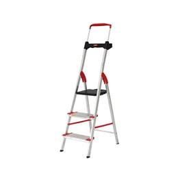 Escada Alumínio de Abrir 03 Degraus 1.48 [ EC3 ] - Alumasa