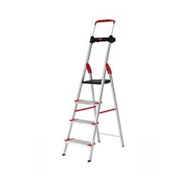 Escada Alumínio de Abrir 04 Degraus 1.72 [ EC4 ] - Alumasa