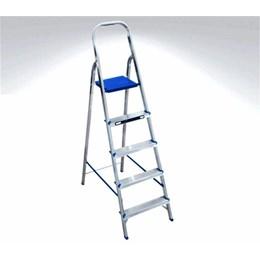 Escada Alumínio de Abrir 05 Degraus 1.65 Er5 [ 900810 ] - Alumasa