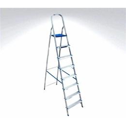 Escada Alumínio de Abrir 08 Degraus 2.37 Er8 [ 900813 ] - Alumasa
