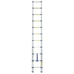 Escada Alumínio Telescópica 10 Degraus 3.20  [ 5121 ] - Mor