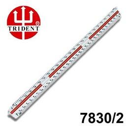 Escalímetro 0.33 X 0.03 X 0.03 [ 7830/1 ] - Trident