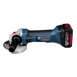 Esmerilhadeira 4.1/2  18.0V LI sem Bateria RPM 10.000 [  GWS 18-125 V-LI ] - Bosch