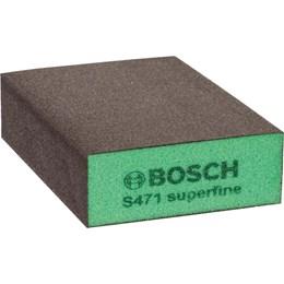 Esponja Abrasiva Grão Super Fino [ 2608608228 ] - Bosch