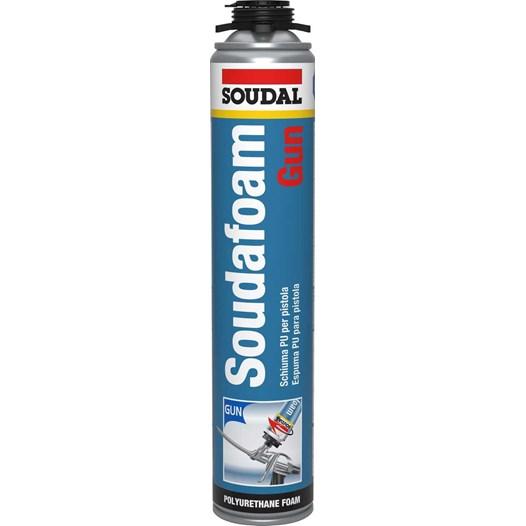 Espuma Expansiva Pro Foam PU 750ML [ 115348 ] - Soudal