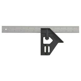 Esquadro - 12 Combinado (Nível/Esquadro) [ 46-012 ] - Stanley