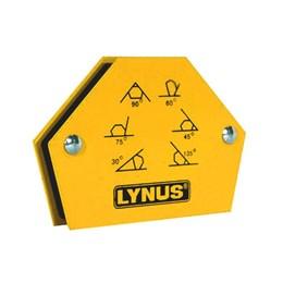 Esquadro Magnético Hexagonal para Soldador 12KG [ EML-12A ] - Lynus