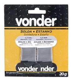 Estanho - Blister 1.2 mm 20G [ 74.38.604.020 ] - Vonder