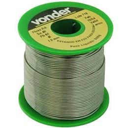 Estanho - Carretel Verde 1/2  40X60X1.5 [ 7451406015 ] - Vonder