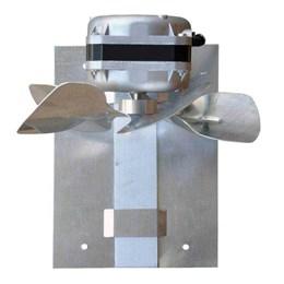 Exaustor para Churrasqueira 20 cm 55 W [ ED103 ] 220V - Itc