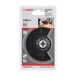 Faca Vibratória Disco Serra Segmentada Starlock 85mm Bosch