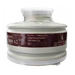 Filtro p/Respirador Vapores Orgânicos Full Face [ VP.ORG. ] - Air Safety