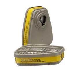 Filtro para Respirador Vapores Org/Gás. Ácidos com 2 Pçs [ 6003/10 ] - 3M