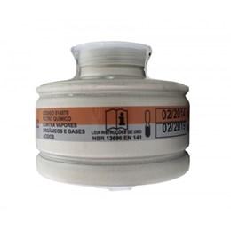 Filtro para Respirar Vapores Orgânicos e Gases Ácidos Full Face [ 514570 ] - Air Safety