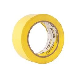 Fita Adesiva Demarcação Amarela 48mm X 30M [ 1065504301 ] - Vonder