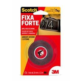 Fita Adesiva Dupla Face Espuma 24mm X 1.50M 4411 [ HB004419907 ] - 3M