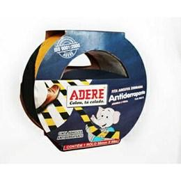 Fita Antiderrapante Am/Pt  50X5M Zebrada [ 866 ] - Adere