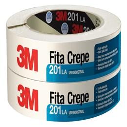 Fita Crepe 48mm X 50M 201La [ HB004415350 ] - 3M