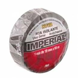 Fita Isolante - 10 Mt Preta Imperial  [ HB004236020 ] - 3M