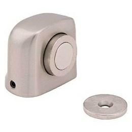 Fixador Porta Magnético com Amortecedor Alumínio [ 3599100500 ] - Vonder
