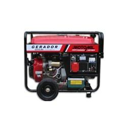 Gerador Gasolina 4t 8000W Monofásico Manual Elétrico [ MGG8000CLE ] - Motomil