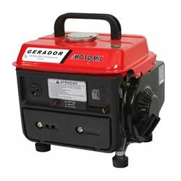 Gerador Gasolina 950W Monofásico Manual Retrátil [ MG950 ] - Motomil