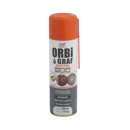 Grafite Spray  300 Ml [ 4802 ] - Orbi