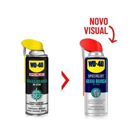 Graxa Branca Lítio Spray 400ML [ 497681 ] - WD-40