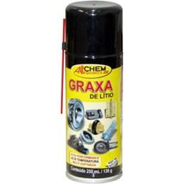 Graxa Lítio Spray 200Ml [ 693 ] - Allchem