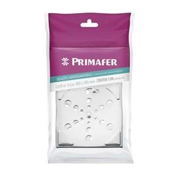 Grelha Inox Quadrada com Fecho 100MM [ PR7403 ] - Primafer