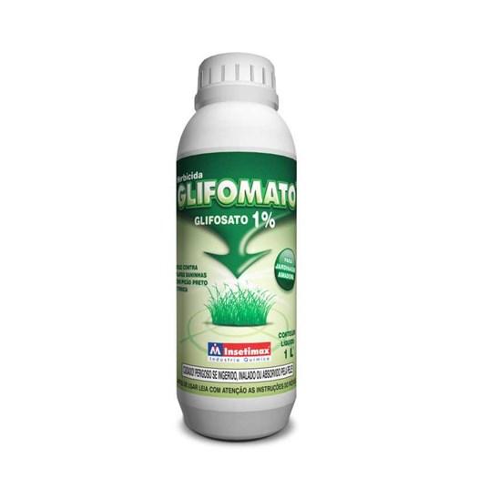 Herbicida Líquido Glifomato 1% 1L [ 10020 ] - Insetimax