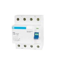 Interruptor Diferencial Residual Tetrapolar 40A [ RDW-30-40-4 ] - Weg