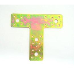 Junção - Placa em T 15 X 13.5 cm [ 854 ] - Minubras