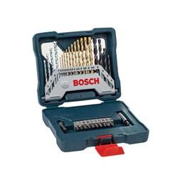 Kit Acessórios 30 Peças com Maleta [ 2607017401 ] - Bosch