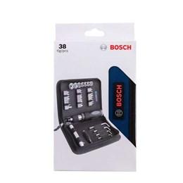 Kit Acessórios 38 Peças com Estojo [ 2607017511 ] - Bosch