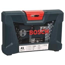 Kit Acessórios 41 Peças com Maleta [ 2607017316 ] - Bosch