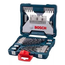 Kit Acessórios 43 Peças com Maleta [ 2607.017.510 ] Bosch