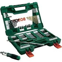 Kit Acessórios 91 Peças com Maleta [ 2607017195 ] - Bosch