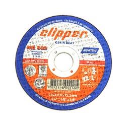 KIT Disco Corte 4.1/2 3mm 2T Multimaterial MR832CLIPPER 25UN