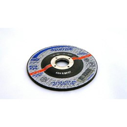 KIT Disco Desbaste 4.1/2 5.0mm Inox BDA530 SUPER Norton 20UN