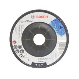 KIT Disco Desbaste 4.1/2 6.0mm 3T Metal Standard Bosch 50UN